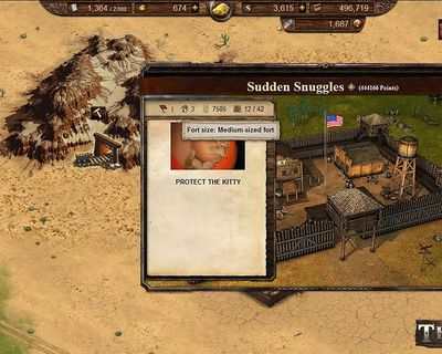 InnoGames The West screenshot