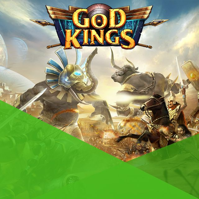 God Kings - Strategy MMO Game