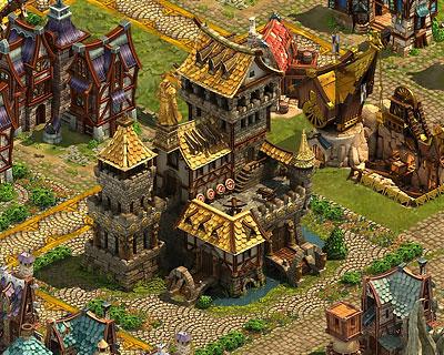 Elvenar: Fantasy-Aufbauspiel mit Elfen und Menschen