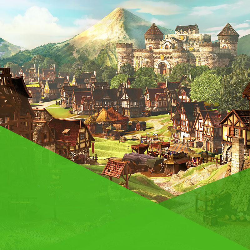Forge of Empires - City Building Strategy Game