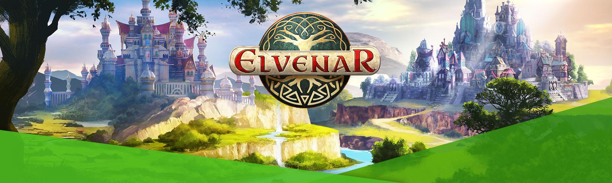 Elvenar fantasy city builder game with elves and humans for House builder online free