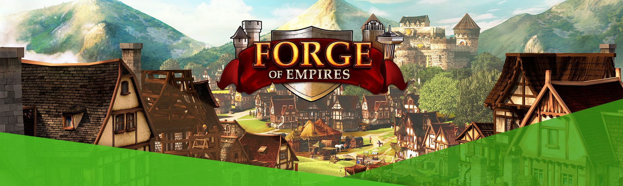 Forge Of Empires – Epochal Online Strategy Game now in the browser