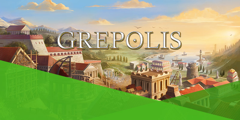 Grepolis - Strategy MMO Game