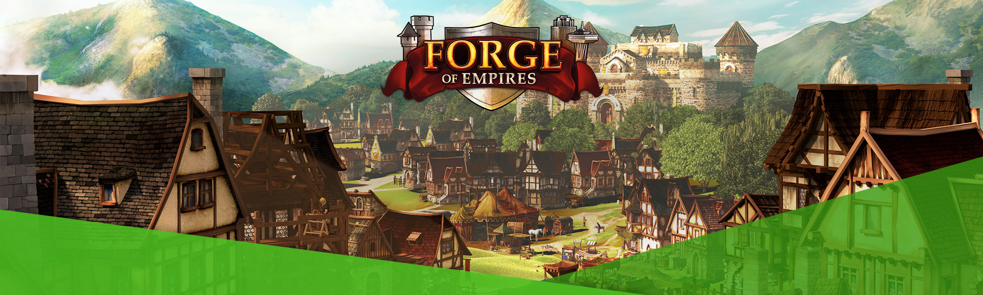 Forge of Empires - Aufbau-Strategiespiel