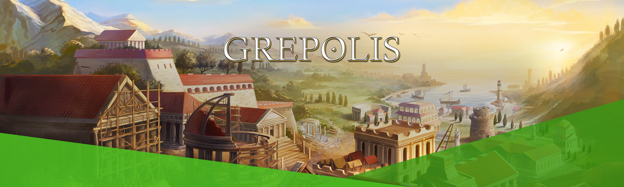 Grepolis - Strategie-MMO-Game