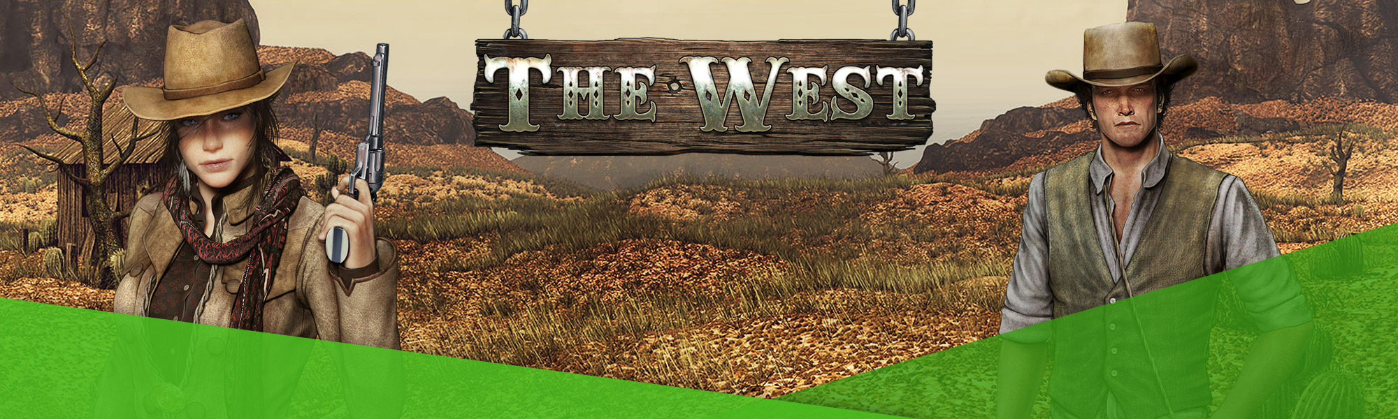 The West - Online cowboy-RPG