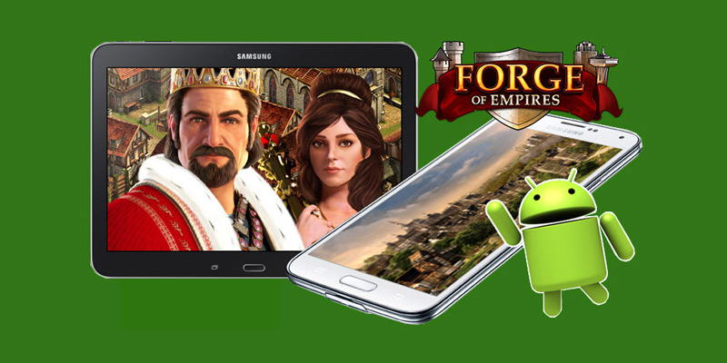 Forge of Empires Mobile