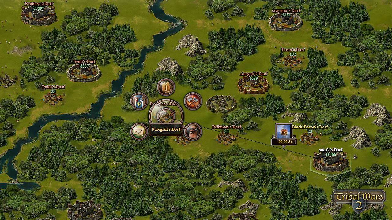 Tribal Wars 2 El Juego De Estrategia Online Para Navegador